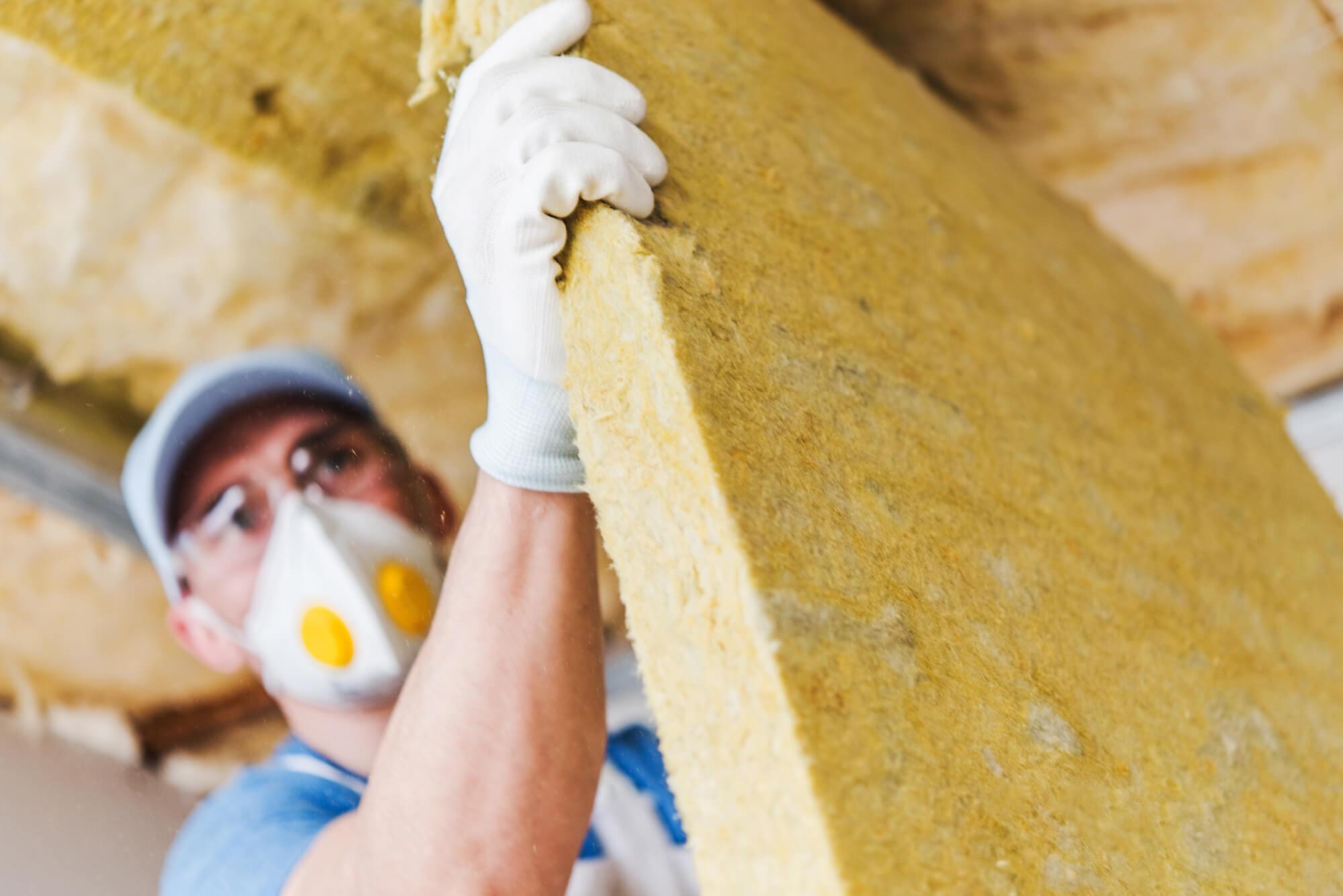 Choosing loft insulation